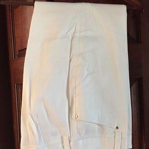 NWOT Jones New York Jean-Style Slacks